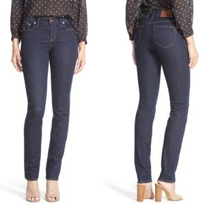 Madewell 'Alley' Straight Leg Jeans
